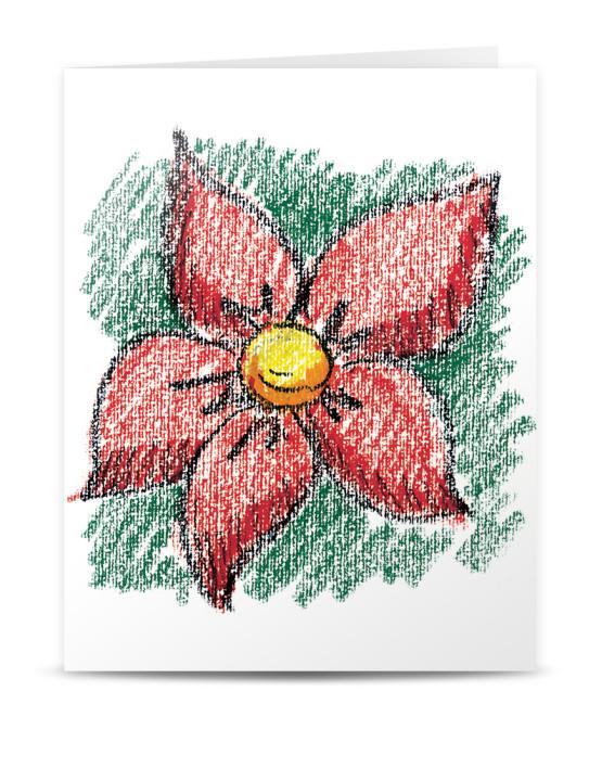EFL 652 postal flor encarnada_montagem