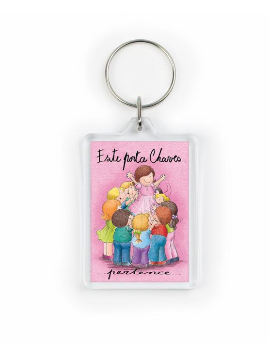 PCH 42 porta chaves menina meninos_mont
