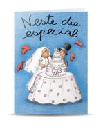 PN-734-postal casamento bolo_mont