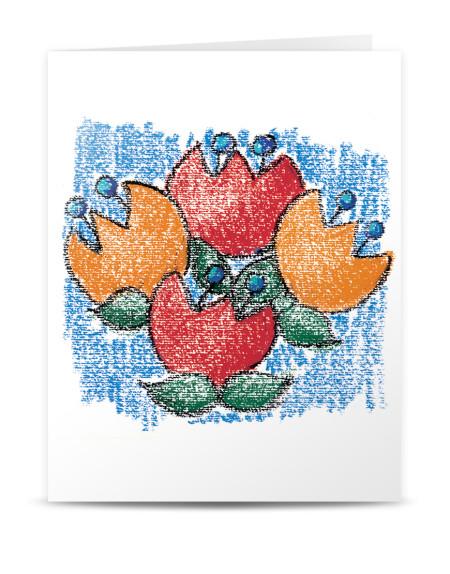 EFL 650 postal flores_montagem