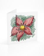 PFL 652 postal flor encarnada-mont