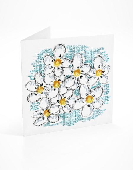 PFL 653 postal flores brancas-mont