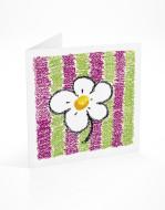 PFL 748 postal flor riscas rosa-mont