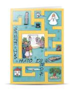 PN-699-Postal-casamento labirinto_mont